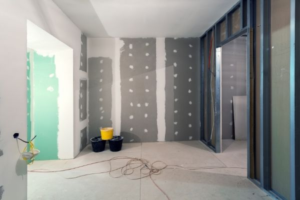 New Construction Painting & Drywall Repair Edmonton - Double Clean Painting